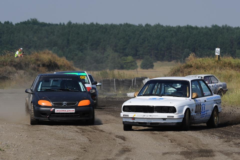 Rallycross Cup 20 i 21 wrze?nia w Toruniu