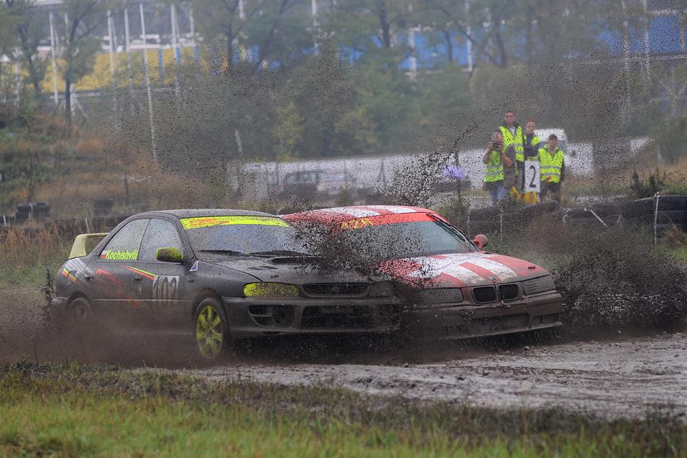 Anton niespodziewanie wygrywa V rundę Rallycross Cup