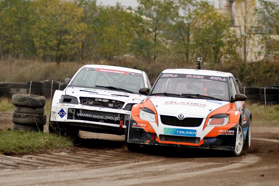 Rallycross Cup - finał klasy SuperCars