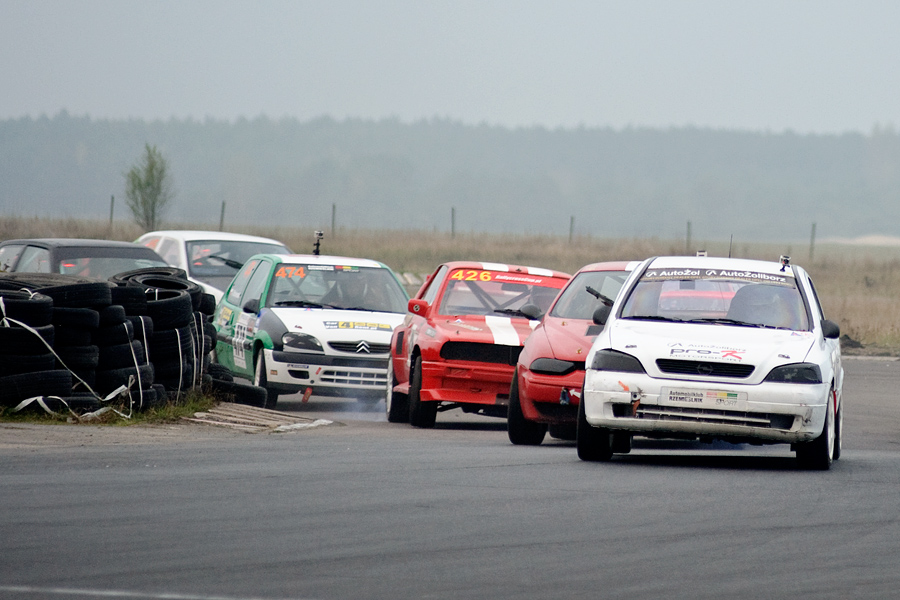 Rallycross Cup - finał klasy SuperNationals
