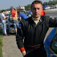 Michał Genstwa | Renault Clio | Rallycross Cup